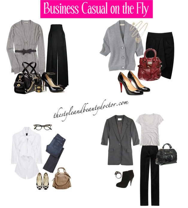 7d025fcb51b Sophisticated outfits for business travel from the style and beauty doctor
