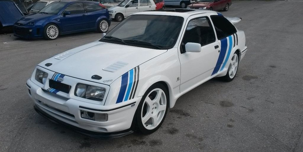 For Sale Ford Sierra Rs Cosworth 4x4 Ford Sierra Ford
