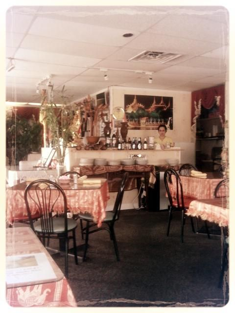 Bangkok House Is A Great Thai Restaurant In Myrtle Beach With Lunch Specials And Personable