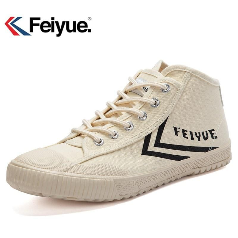 Feiyue New shoes Delta Mid Felo Top Sneaker Martial Arts KungFu Classic  Canvas Shoes. Yesterday s price  US  59.80 (53.05 EUR). Today s price  (January 1 93eeafb38b73