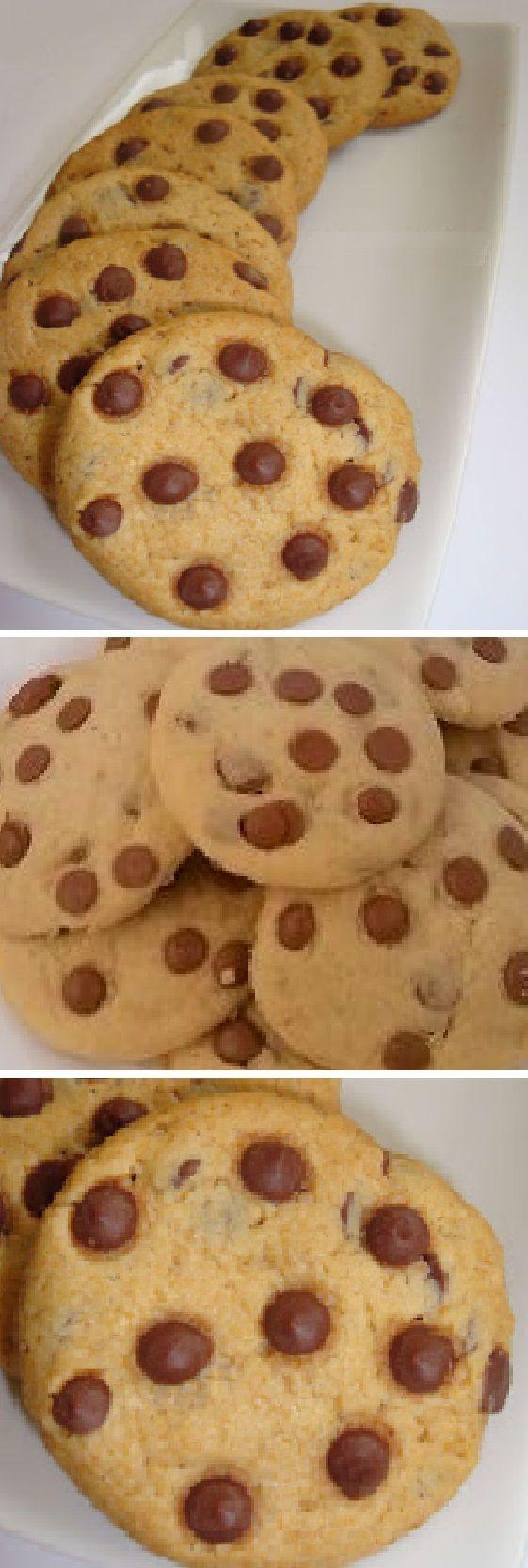 Después de que aprendí a hacer las mejores galletas con gotitas ...