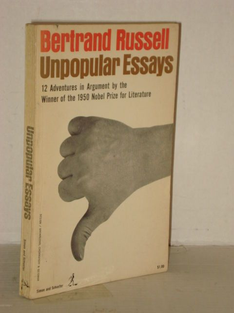 Famous essays by authors