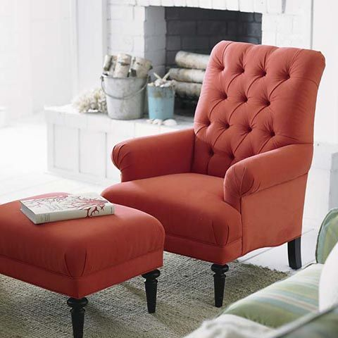 I Think If You Are Going To Spend The Price Of What We Looked At Last Night Comfortable Living Room Chairs Accent Chairs For Living Room Red Living Room Decor