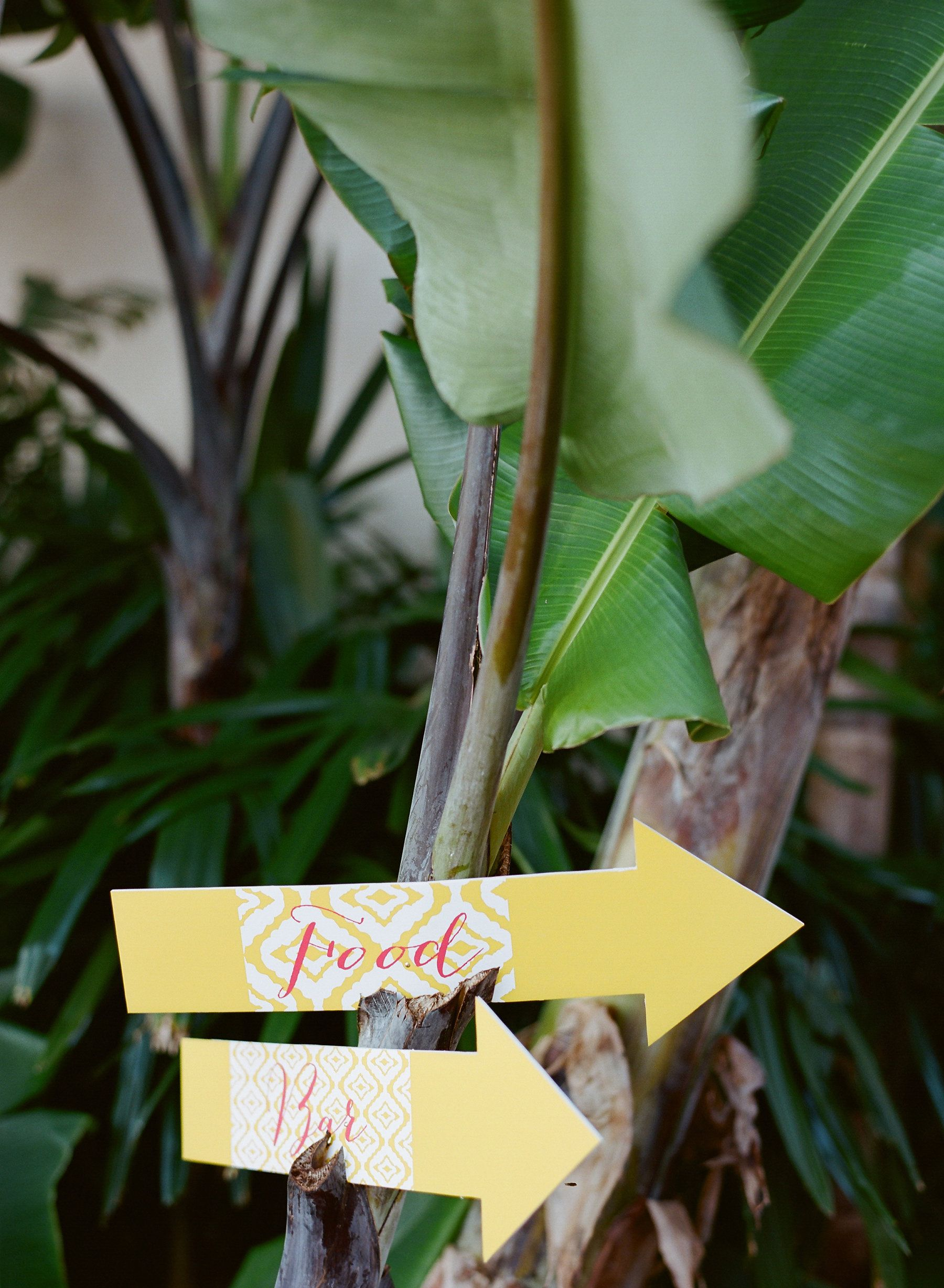 Directional Signs!  Signs by: Lusterdesigns.com Event Designs: ANNA LUCIA EVENTS Photo Credit: CARRIE PATTERSON PHOTOGRAPHY