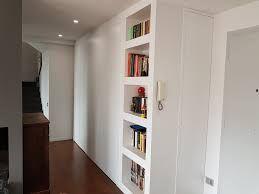 Cabina Armadio In Cartongesso Dietro Letto : Risultati immagini per cabina armadio dietro letto casa