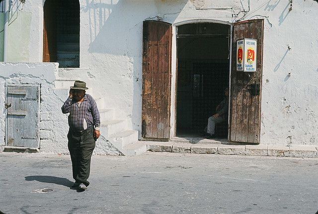 cagnano varano 1968: la sede del partito comunista italiano by Cremonese_Italia, via Flickr