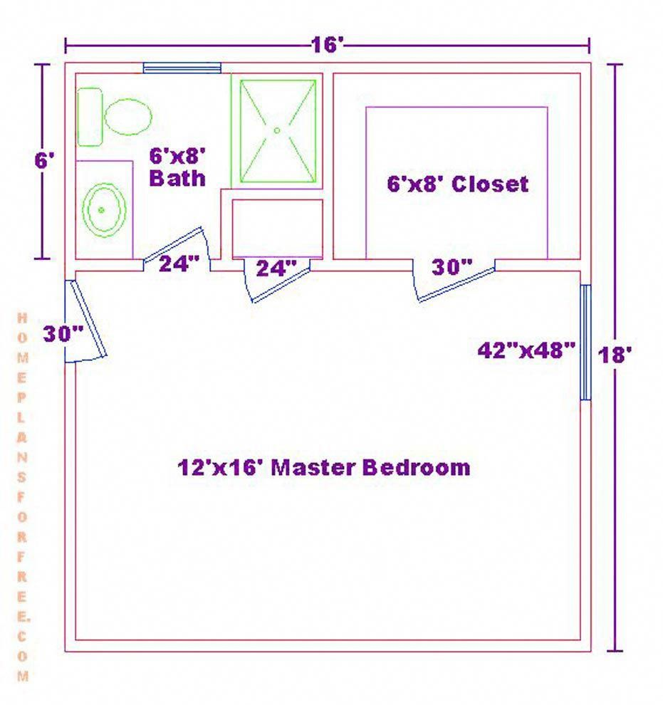 Best Master Bedroom Color Schemes Addition Floor Plans 7 400 x 300