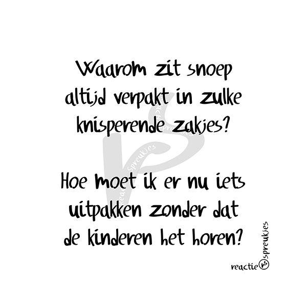 Hedendaags Snoep #humor #reactiespreukjes (met afbeeldingen) | Grappige VU-27