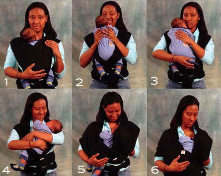 824a966b6b2 nursing in a stretchy wrap