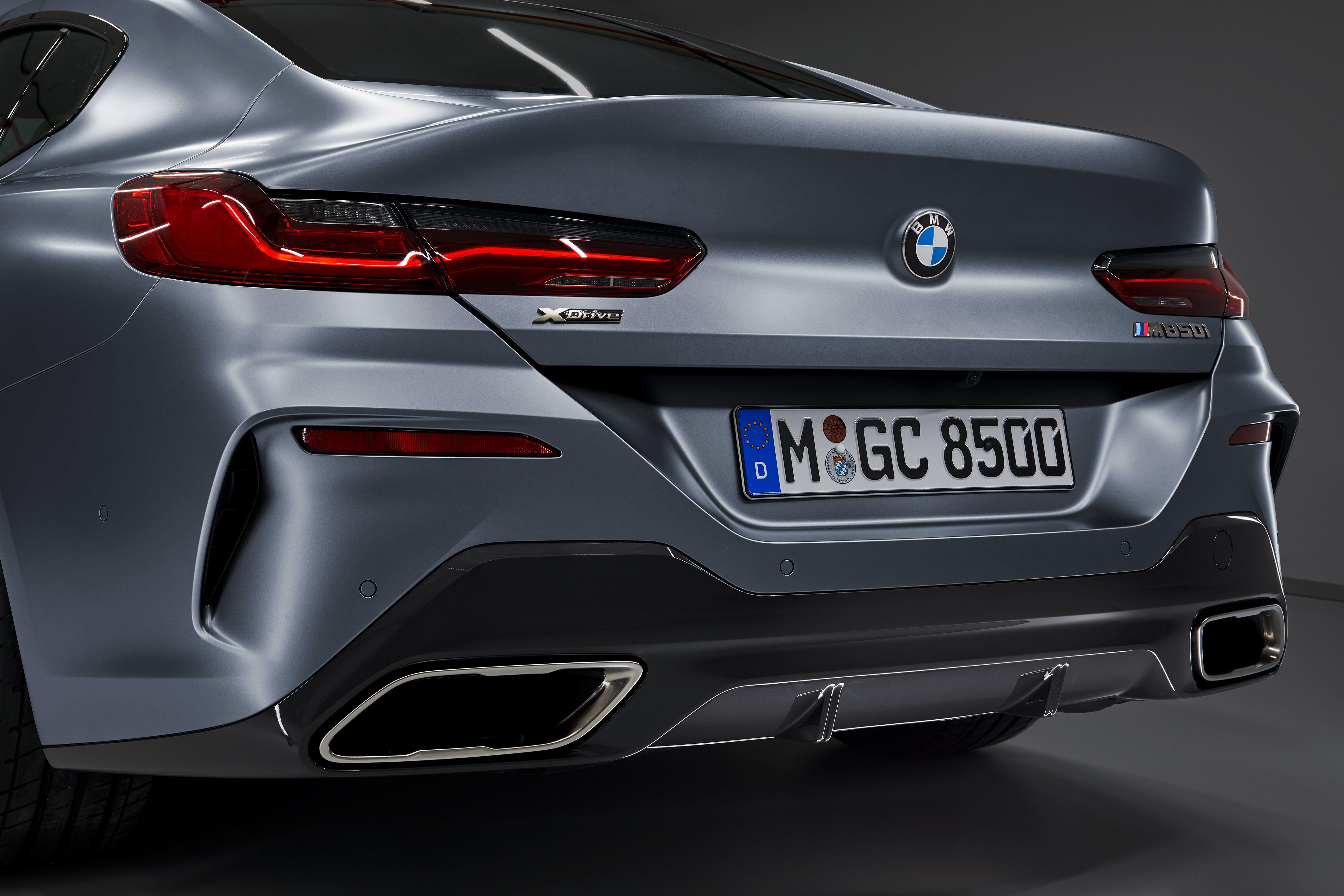 Bmw G16 M850i Xdrive Grancoupe Mpower Luxury Mperformance
