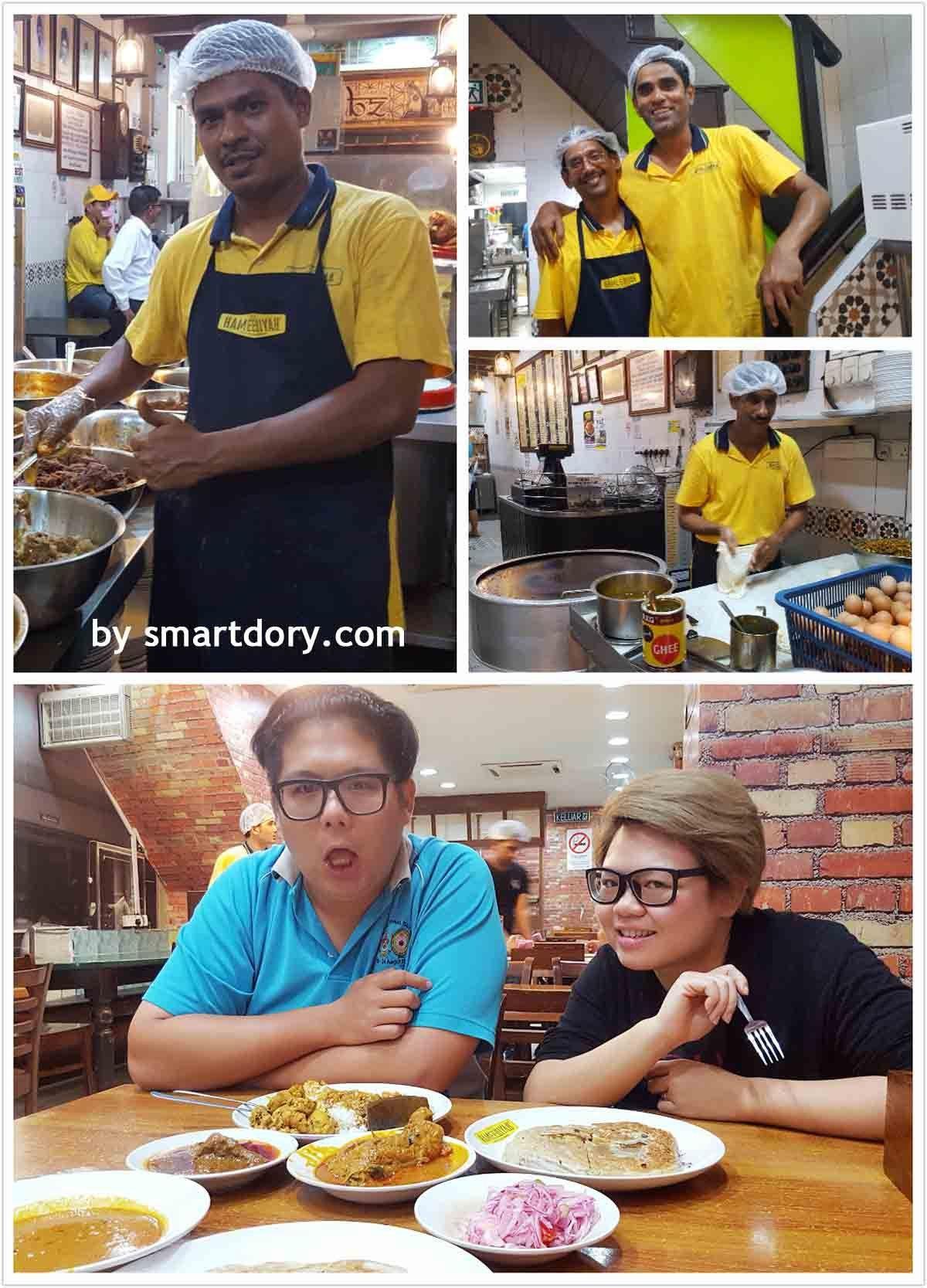 Where To Eat Penang S Legendary Murtabak Made Since 1907 Penang Restaurant History Halal Recipes