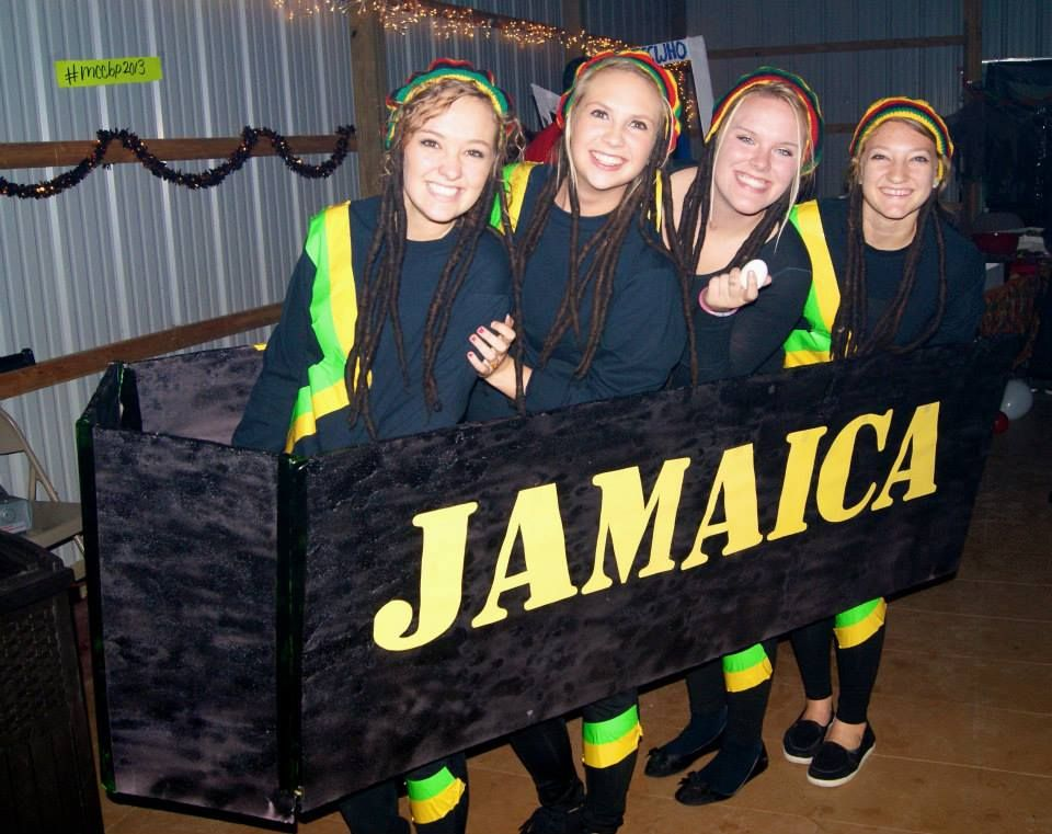 41e9ec3e910 Jamaican Bobsled Team! #coolrunnings #costume | Halloween | Team ...