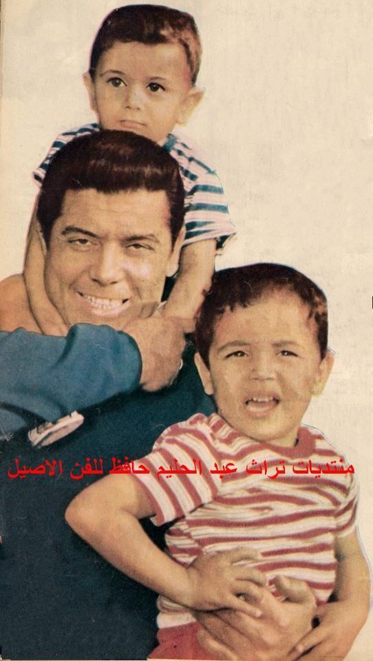 شكري سرحان و أبنائه Egypt History Modern History Old Egypt