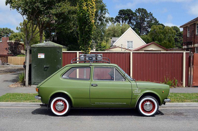1976 Fiat 127 Com Imagens Carros Retro Carros Auto