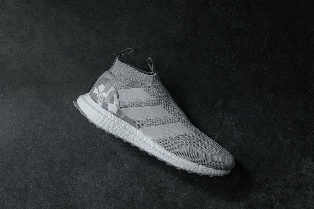 Adidas Grey Camo Ace 17 Pure Control Ultra Boost Eu Kicks Sneaker Magazine Adidas Boots Cool Adidas Shoes Grey Adidas