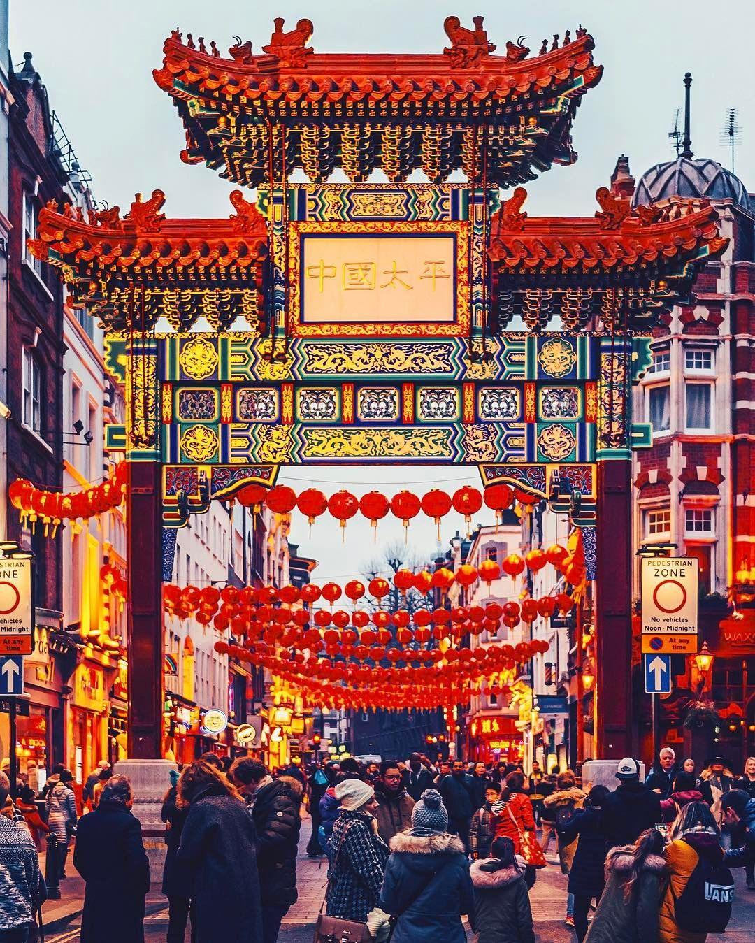Happy Chinese New Year everyone! This is the London