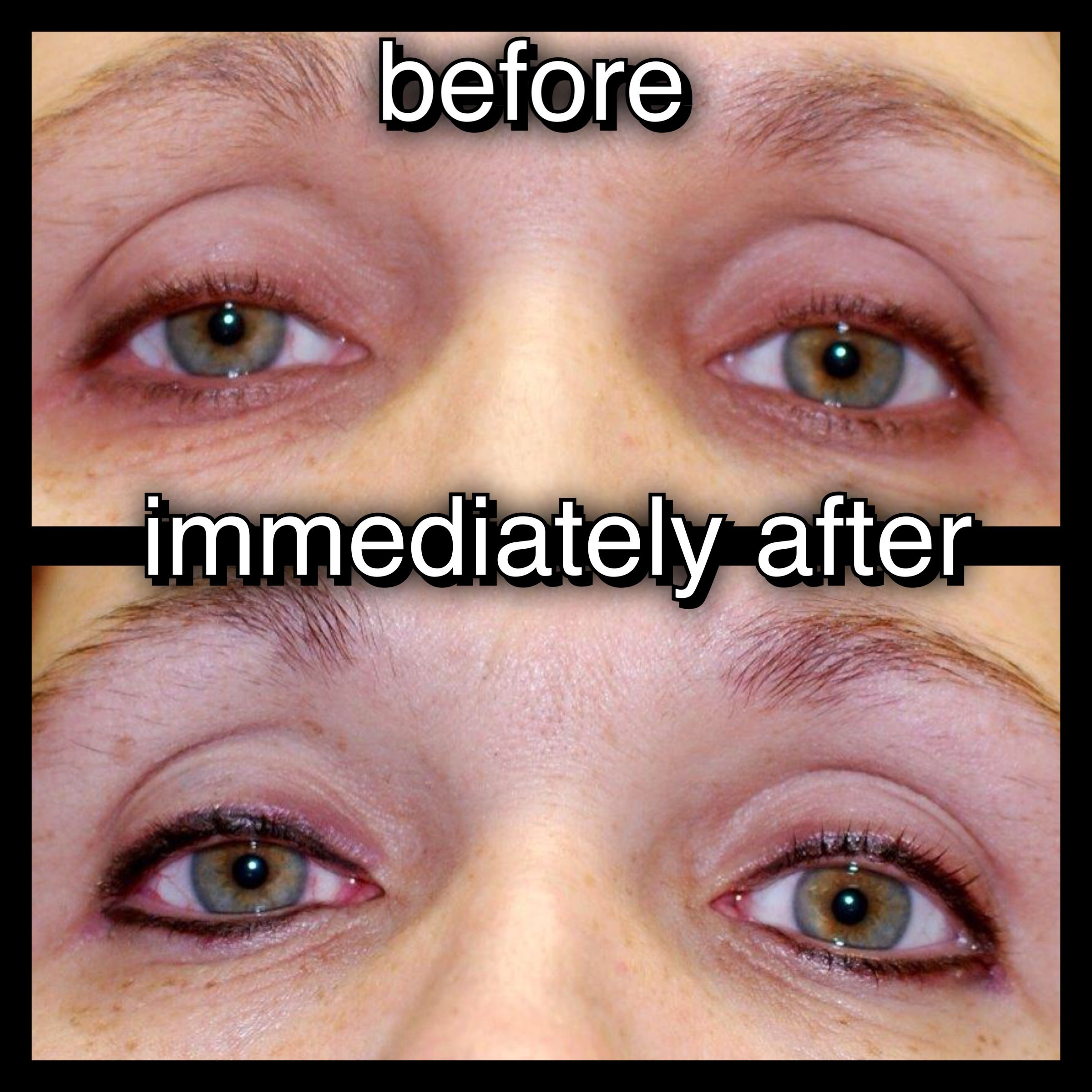 Permanent Eyeliner Top Bottom Permanent Eyeliner Permanent Makeup Eyeliner Permanent Makeup Eyebrows
