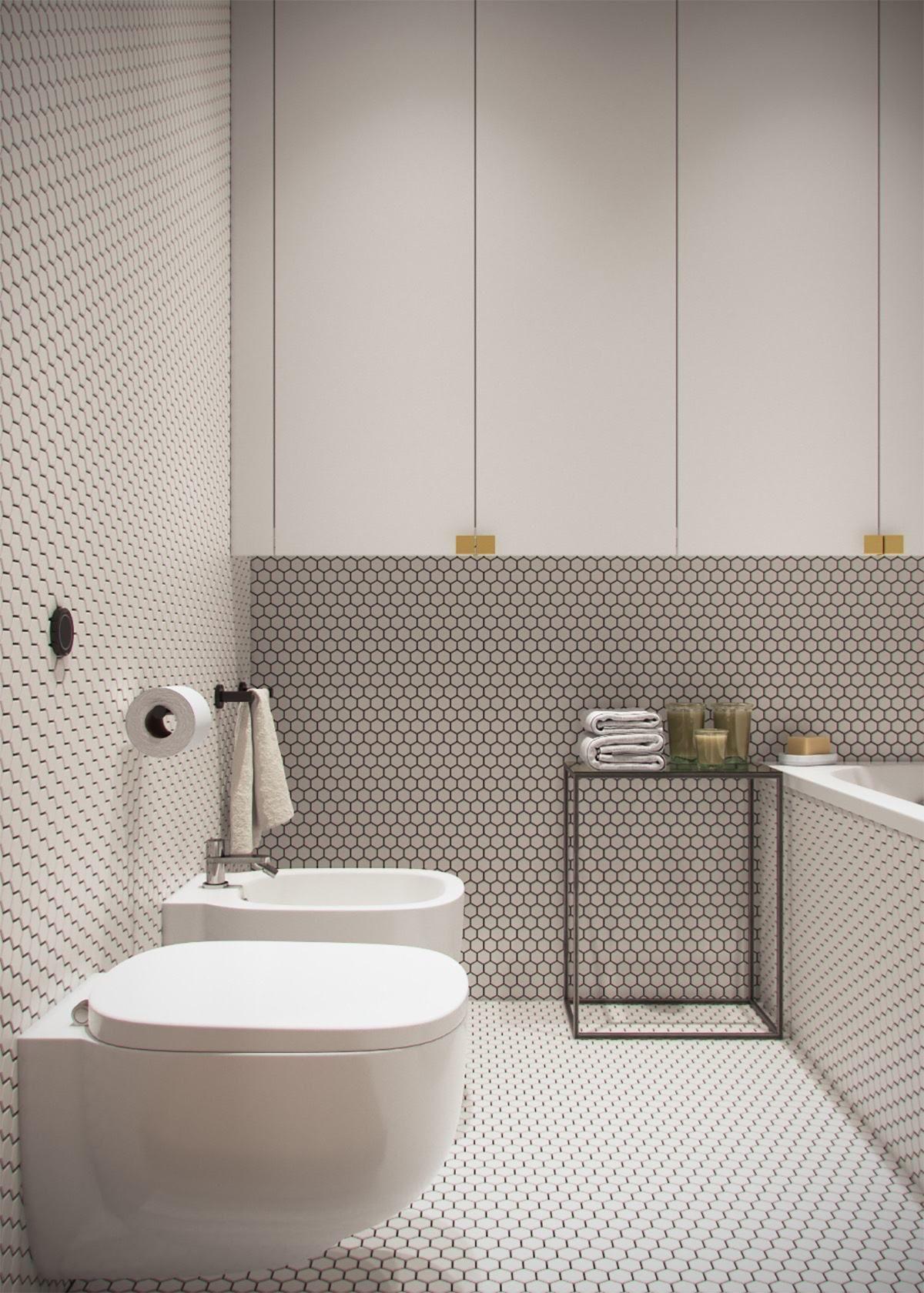 Bathroom Ideas Modern White