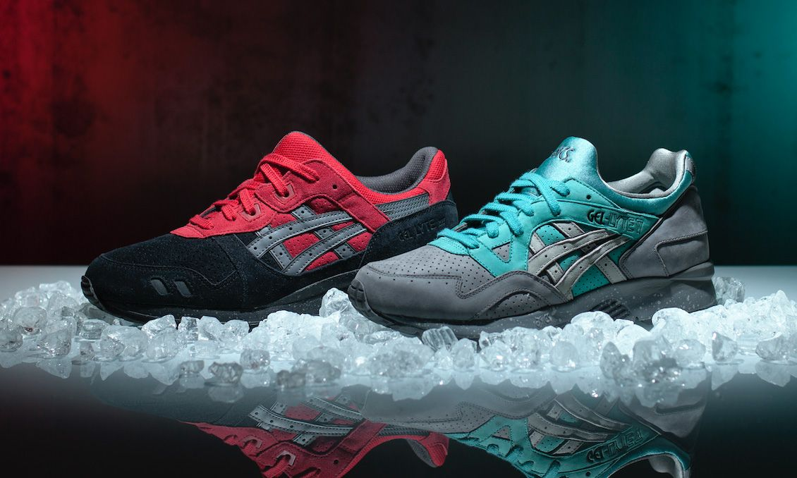 d668cec6af3f ASICS Get Ready for the Holidays With GEL-Lyte