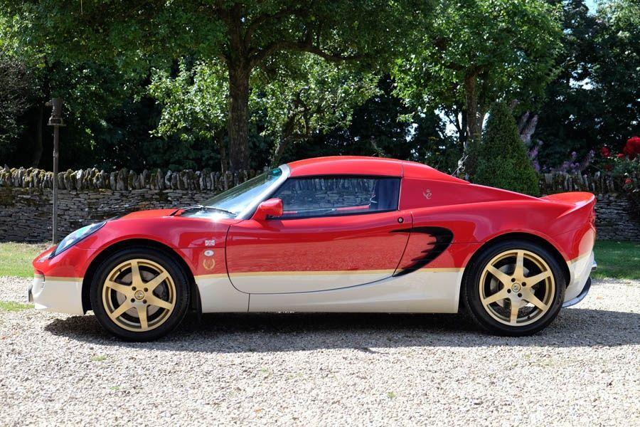 2003 Lotus Elise S1 - S2 Type 49 | Classic Driver Market | British ...