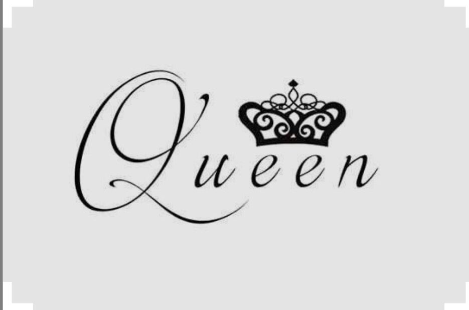 King And Queen Tattoo Font: Tattoos And Piercings