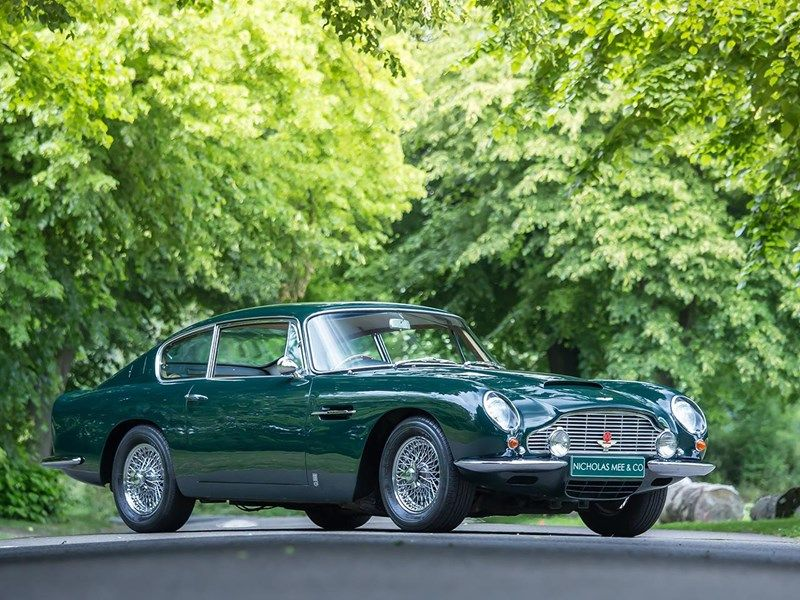 1966 Aston Martin Db6 Vantage for Sale | Classic Cars for Sale UK ...