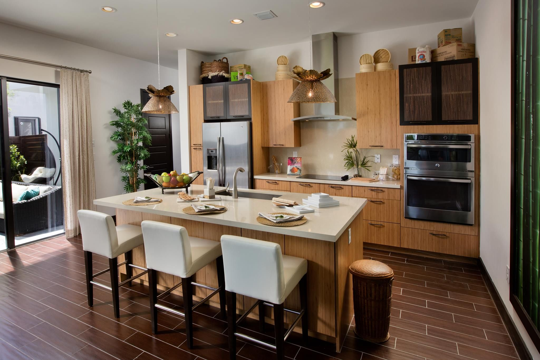 What Do You Think Of The Color Of The Cabinets In This Kitchen New Homes For Sale Home New Homes