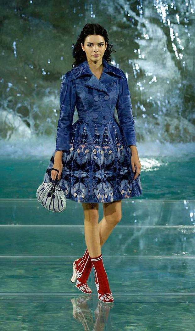 Fendi Legends and Fairytales Fall Winter 2016 Collection - designscene