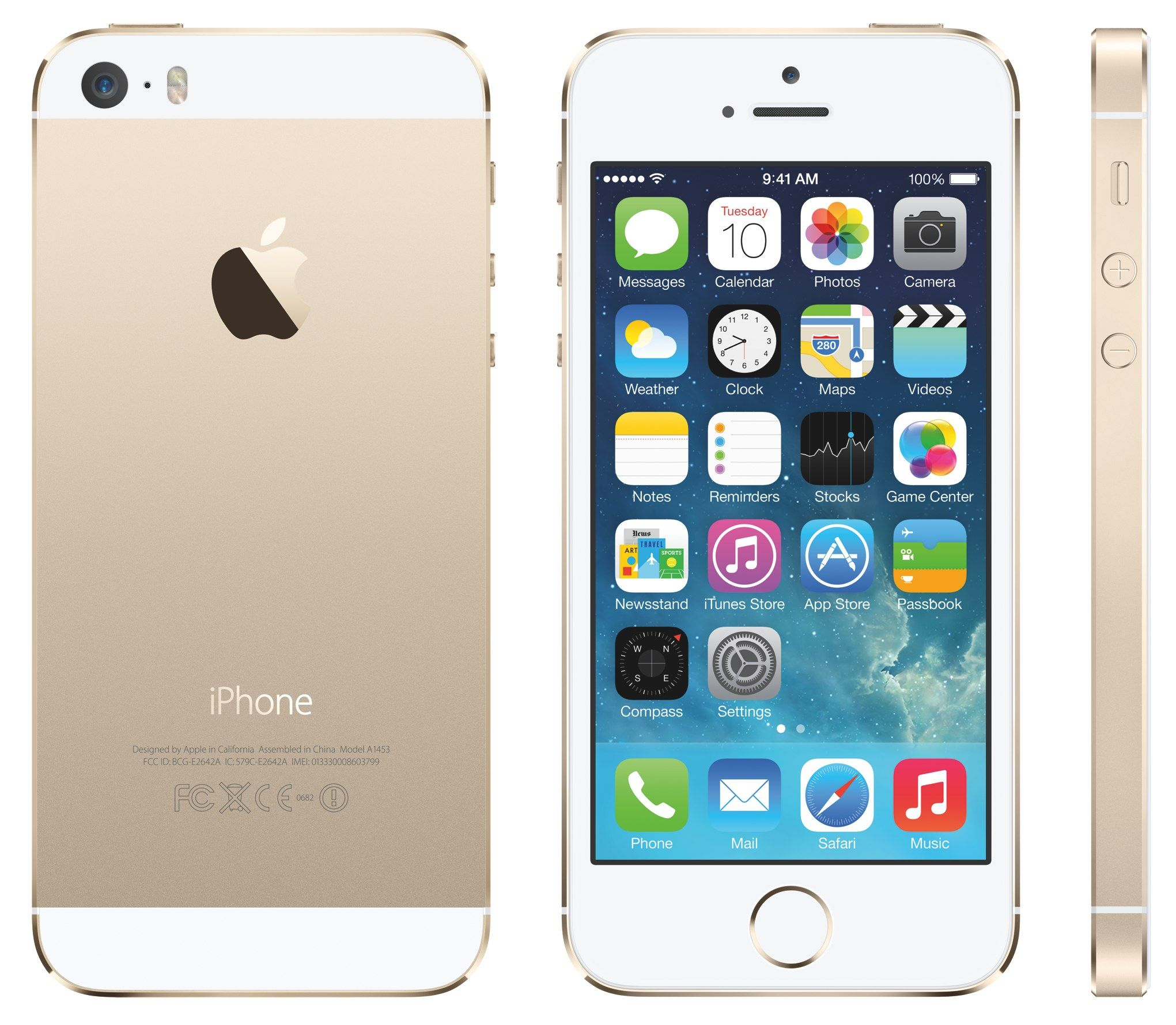 Image result for iphone 5 gold | Tecnologia | Pinterest | Iphone 5s ...