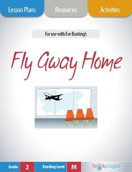 Fly Away Home Lesson Plans Activities Package Second