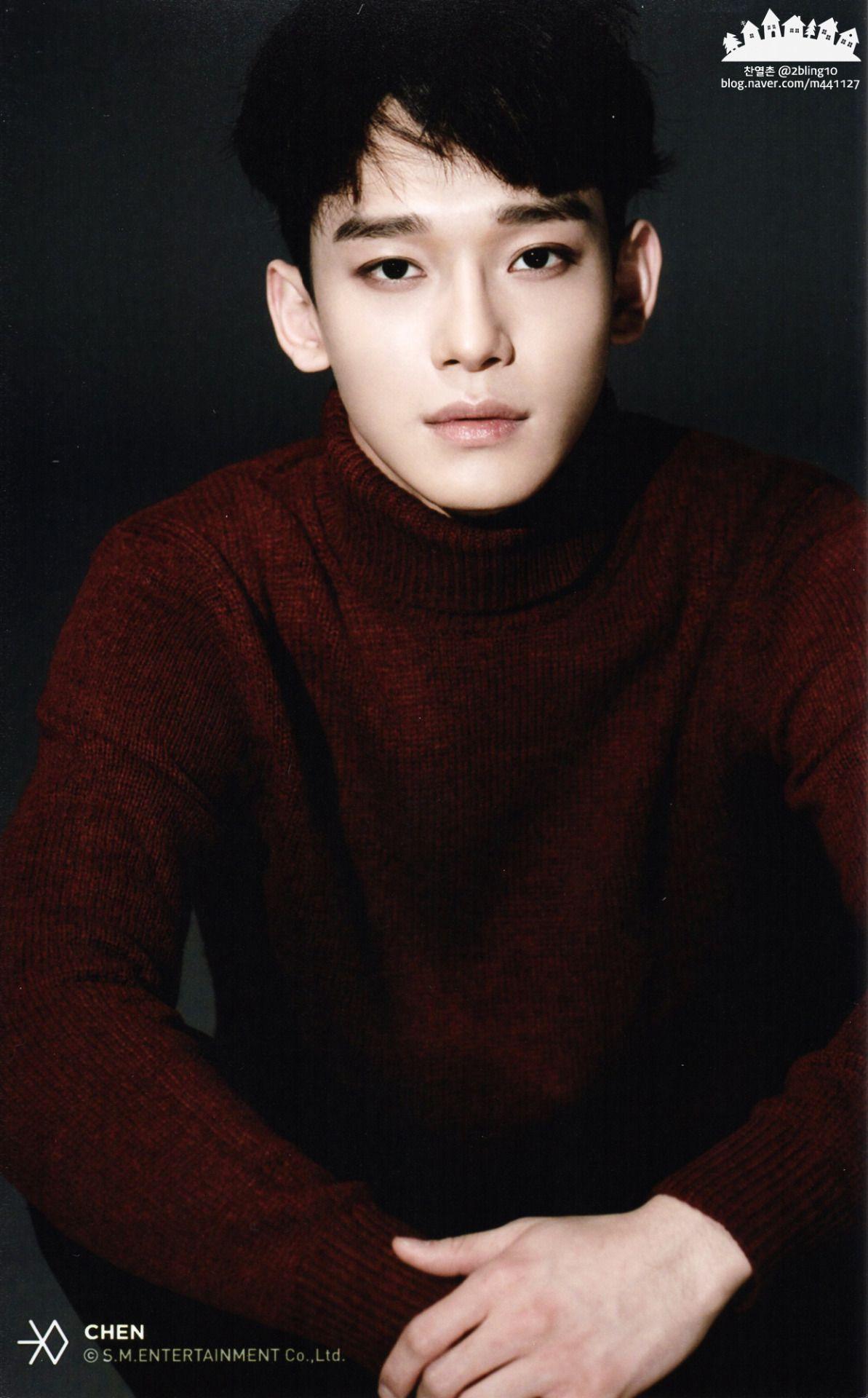 Dailyexo Exo Chen Exo Sing For You