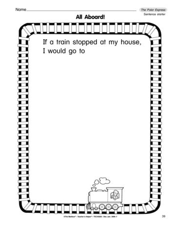 Taking A Trip On The Polar Express Follow Up With This Writing Or Drawing Polar Express Lesson Plans Polar Express Lessons Polar Express Writing Activities