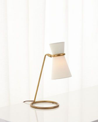 Clarkson table lamp by aerin at neiman marcus