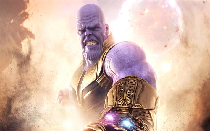 Descargar fondos de pantalla thanos 2018 pel cula de - Descargar infinity war ...