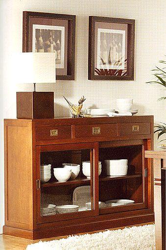 ador colonial samarkanda material madera de castano existe la posibilidad de realizar el mueble en