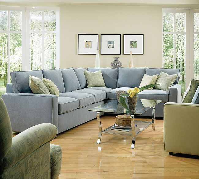 Shop For The Rowe Monaco Sectional Sofa At Darvin Furniture   Your Orland  Park, Chicago, IL Furniture U0026 Mattress Store