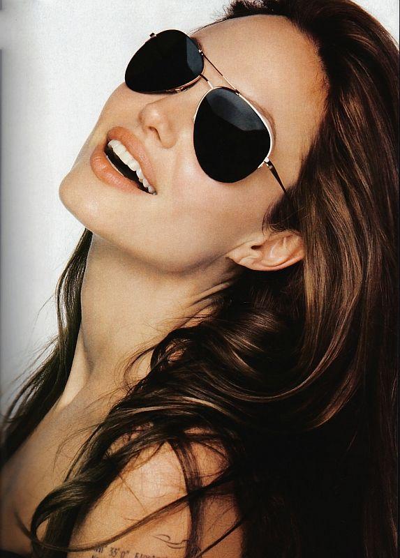 310659e294bc 23 Best Angelina Jolie Sunglasses images in 2018 | Eyeglasses, Eyewear,  Sunglasses