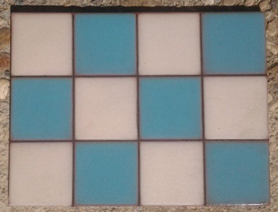 Decorative Tiles For Sale Decorative Handpainted Tile ~ 6X8 Checkers  Special Tile Sale