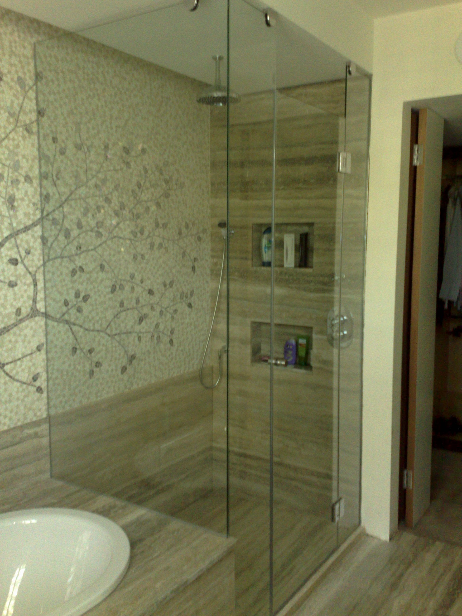 glass shower cubicle | My Loving Home Ideas | Pinterest | Shower ...