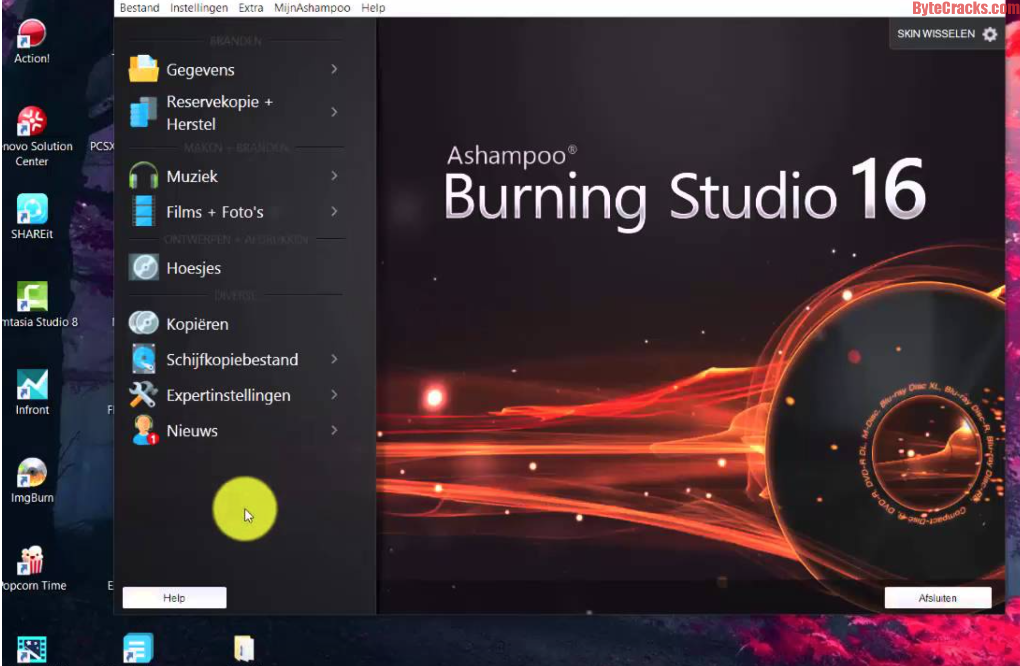 Ashampoo Burning Studio Free Download For Windows 7 32 Bit