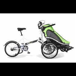 Zigo Stroller Bike, Kids Bike Trailer, Jogging Stroller, Baby Stroller Bakfiets Store