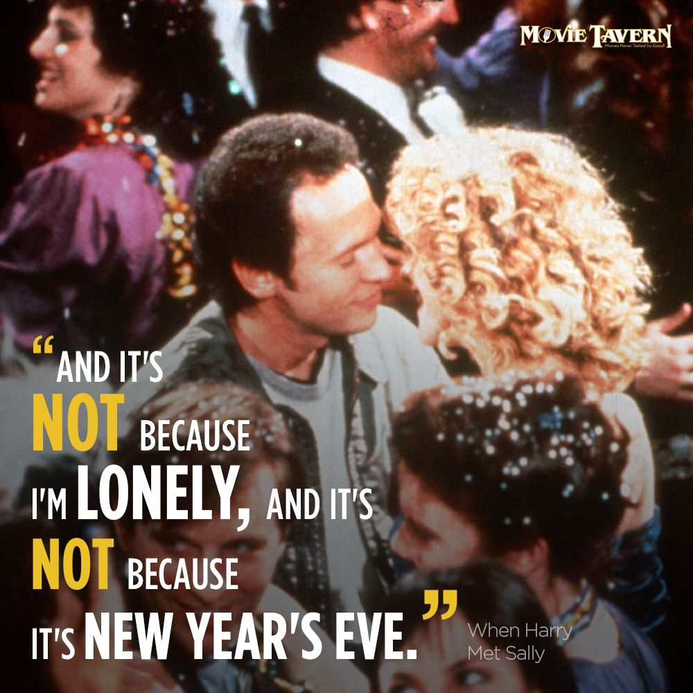 Throwbackthursday To One Of Our Favorite New Years Eve Scenes