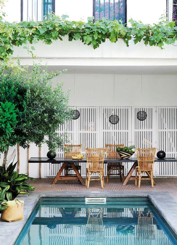 Casa Honoré, maison du0027hôte design Marseille, Vieux Port, rue Sainte - chambre d hotes aix en provence piscine