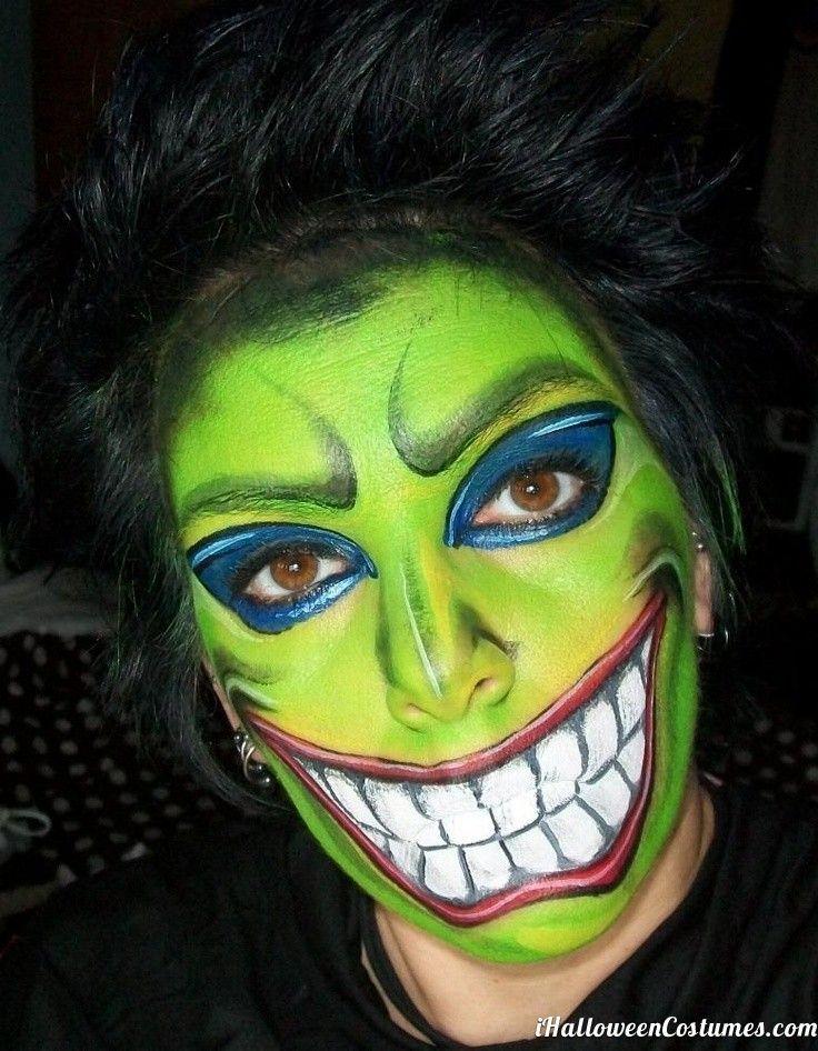 halloween makeup ideas halloween pinterest halloween. Black Bedroom Furniture Sets. Home Design Ideas