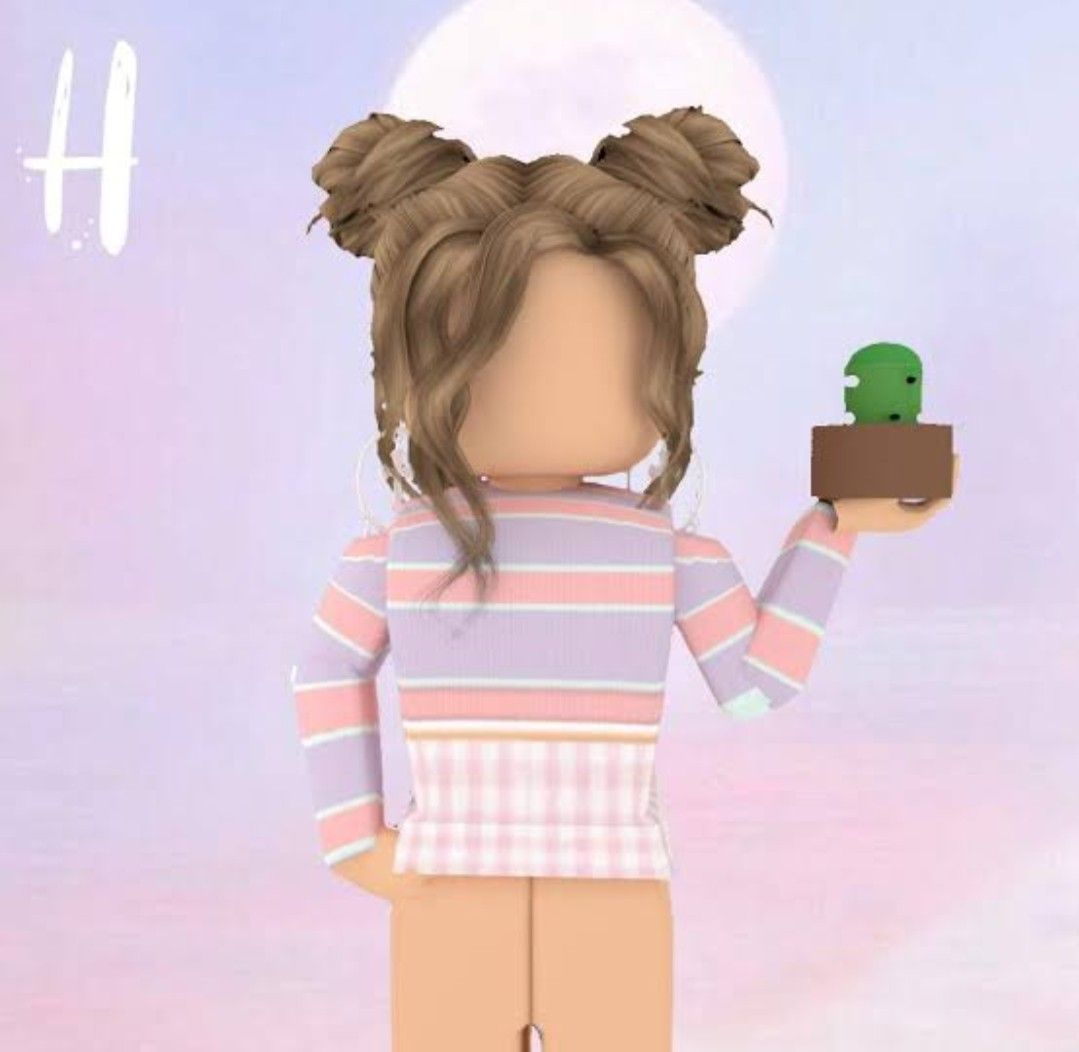 Please If You Wanna Use My Gfx Please Credit Me Or Ask Me Gfx Robloxgirl In 2020 Roblox Animation Roblox Roblox Pictures