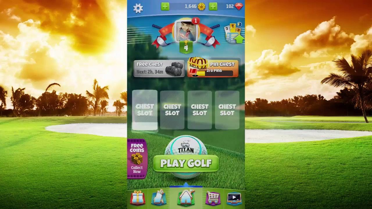 Golf Clash Gameplay ♦ Golf Clash Android Gameplay! Golf