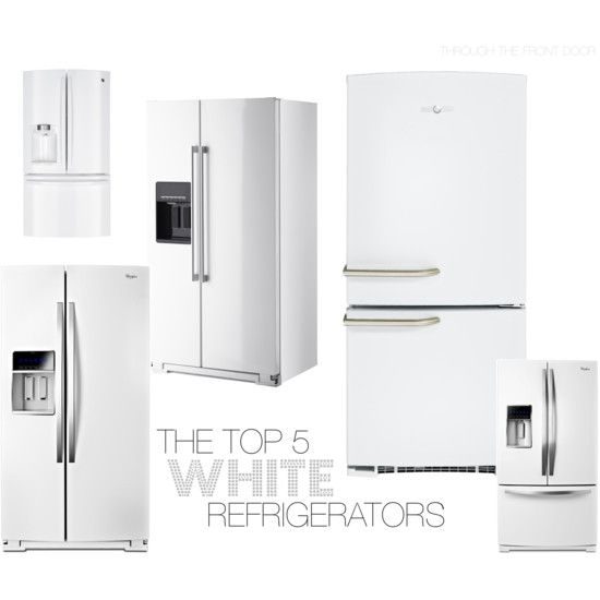 The White Appliance Trend Is Stainless, Are White Kitchen Appliances Still In Style