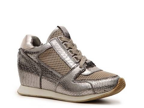 Shoes - DSW | Shoes, Wedge sneaker