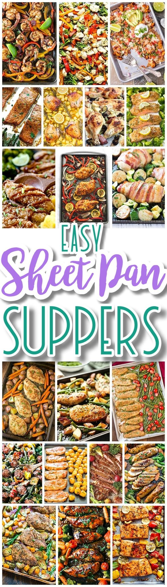 The BEST Sheet Pan Suppers Recipes – Easy and Quick Baked Family Lunch and Simple Dinner Meal Ideas using only ONE Baking Sheet PAN! #sheetpansuppers The BEST Sheet Pan Suppers Recipes – Easy and Quick Baked Family Lunch and Simple Dinner Meal Ideas using only ONE Baking Sheet PAN! – Dreaming in DIY #sheetpansuppers The BEST Sheet Pan Suppers Recipes – Easy and Quick Baked Family Lunch and Simple Dinner Meal Ideas using only ONE Baking Sheet PAN! #sheetpansuppers The BEST Sheet Pan Suppe #sheetpansuppers