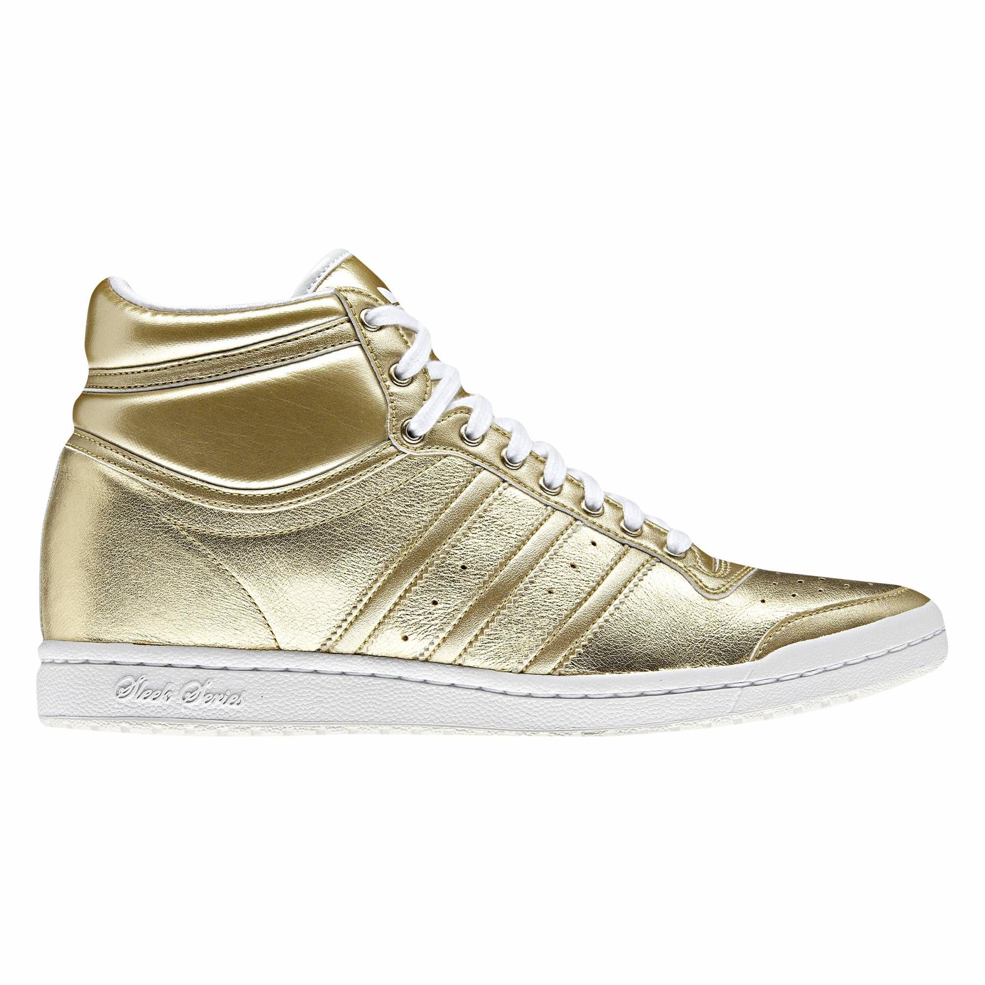 Chaussures sport TOP TEN Hi Sleek adidas femme - 3 Suisses ... df516adad37e
